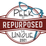 Peek at the Unique - Repurposed 2021