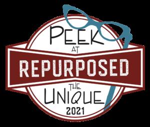 Peek at the Unique - Repurposed 2021