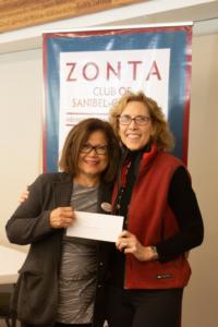 Zonta 2020 Grants 22 Nida Eluna from Dr. Piper