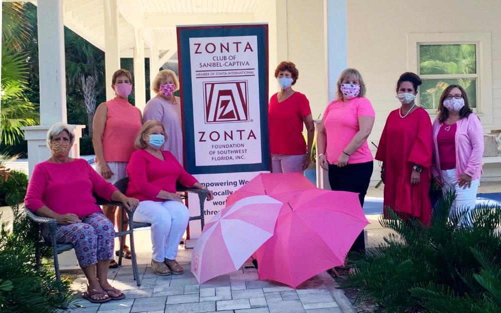 Zonta Pink Ribbon 2020